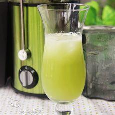 生梨黄瓜汁