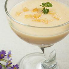 玉瓜酸奶的做法