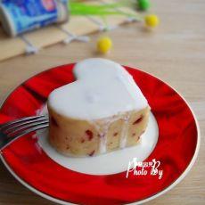 椰香酸奶土豆泥