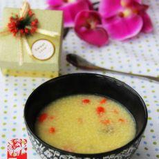 小米桂圆减肥粥
