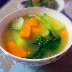 蔬菜南瓜汤