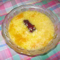 南瓜小米红枣粥的做法