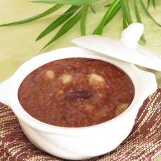 莲房小米百合粥