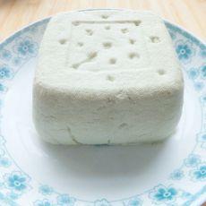 自制黑豆豆腐