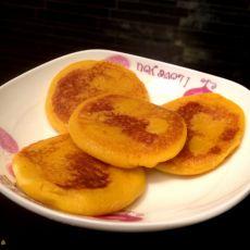 芝士南瓜饼