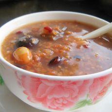红豆八宝粥