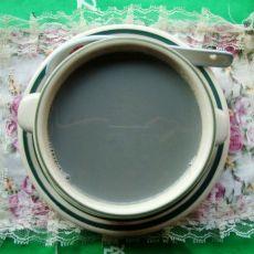 芝麻黑豆浆