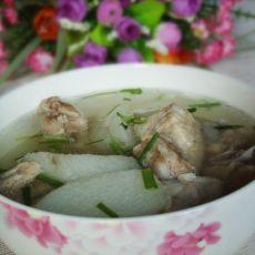 山药小排汤的做法