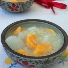红薯山药糯米粥