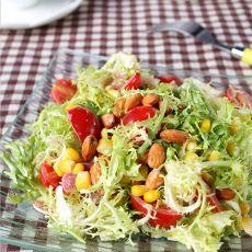 杏仁蔬果沙拉