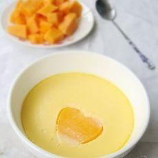 木瓜牛奶蒸鸡蛋