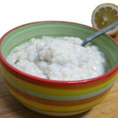 香蕉牛奶粥