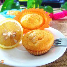 柠檬杏仁小蛋糕