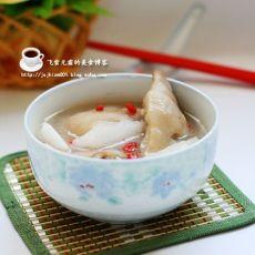猪蹄萝卜汤