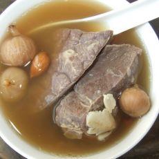 无花果炖猪肺汤的做法