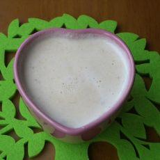 土豆柑橘牛奶饮