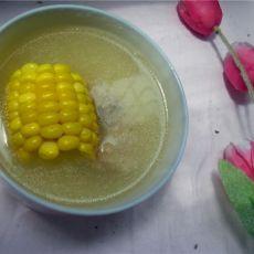 玉米煲猪蹄的做法