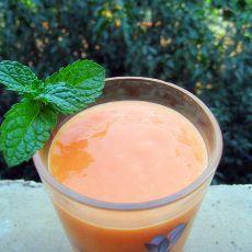 奶香木瓜汁