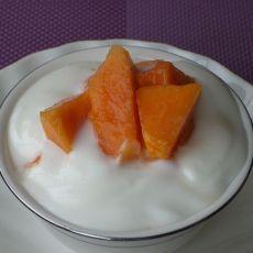木瓜大果粒酸奶