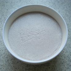 紫薯泥牛奶炖蛋