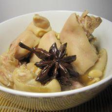 黄豆猪手汤的做法