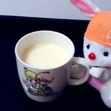 香浓牛奶玉米汁