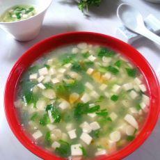 豆腐杏仁汤的做法