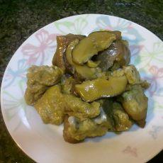 面筋冬菇焖猪手