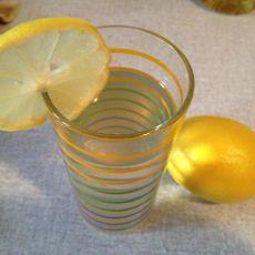 柠檬蜂蜜减肥茶