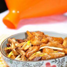 香辣杏鲍菇的做法