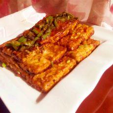 土家香煎豆腐