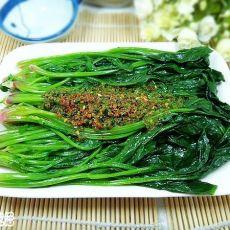 椒麻拌菠菜