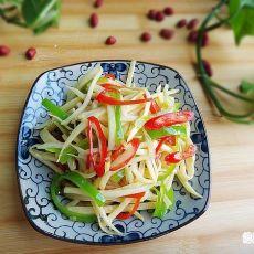 泡椒炒茭白的做法