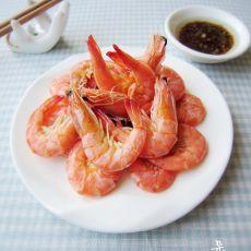 清蒸对虾的做法