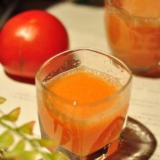 西红柿果汁的做法