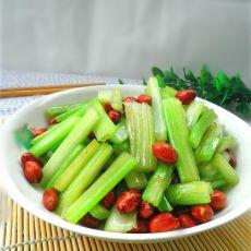 换下一位分享:花生芹菜