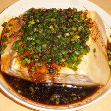 凉拌麻辣豆腐