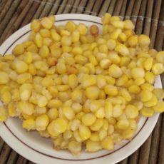 黄金玉米粒的做法