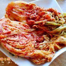 韩式辣白菜的做法
