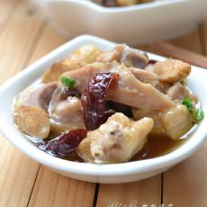 红枣北芪蒸鸡的做法
