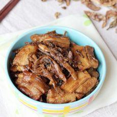 笋干菜蒸肉