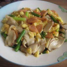 香炒杏鲍菇