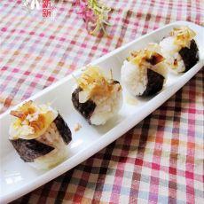 章鱼寿司的做法