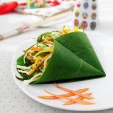 韩式蔬菜卷