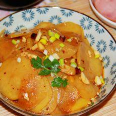 川味土豆片