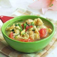 西红柿白蛤鸡蛋汤的做法