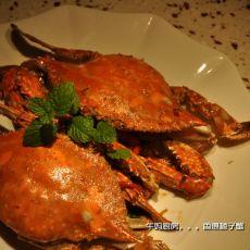 香爆棱子蟹的做法