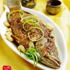 红烧海桂鱼的做法