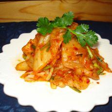 五花肉炒辣白菜的做法