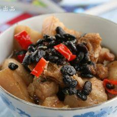 油豆腐蒸五花肉